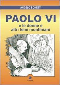 Copertina di 'Paolo VI e le donne e altri temi montiniani'