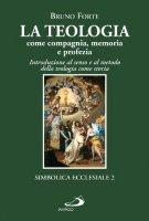 La teologia come compagnia, memoria e profezia - Forte Bruno
