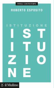 Copertina di 'Istituzione'