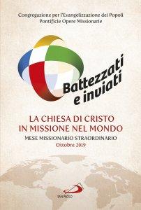 Copertina di 'Battezzati e inviati'