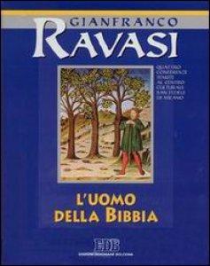 Copertina di 'L' uomo della Bibbia. Ciclo di conferenze (Milano, Centro culturale S. Fedele). Audiolibro. Con quattro cassette'