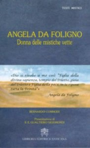 Copertina di 'Angela da Foligno'