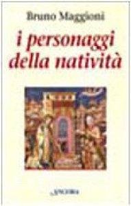 Copertina di 'I personaggi della Natività'