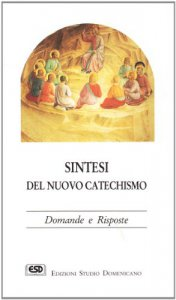 Copertina di 'Sintesi del nuovo catechismo'