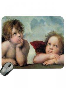 """Copertina di 'Mousepad """"Gli Angioletti""""'"""