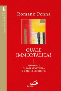 Copertina di 'Quale immortalità?'
