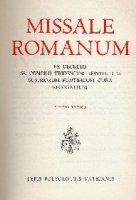 Missale Romanum Ed. 1962 in pelle - Conferenza Episcopale Italiana