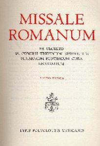Copertina di 'Missale Romanum Ed. 1962 in pelle'