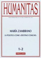 Humanitas (2013) vol.1