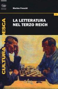 Copertina di 'La letteratura nel Terzo Reich'