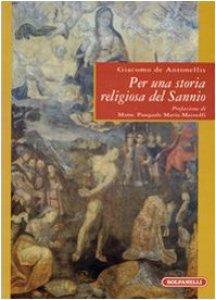 Copertina di 'Per una storia religiosa del Sannio'