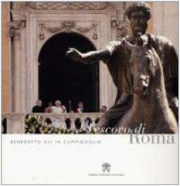 Copertina di 'Benedetto XVI in Campidoglio'