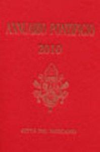 Copertina di 'Annuario Pontificio 2010'