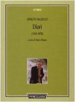Diari (1945-1978) - Ernesto Balducci
