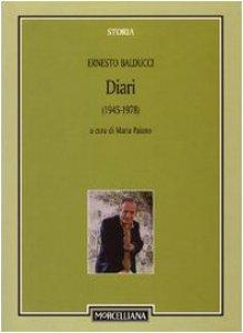 Copertina di 'Diari (1945-1978)'