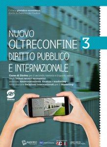 Copertina di 'Nuovo Oltreconfine 3 Diritto pubblico e internazionale'