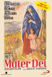 Copertina di 'Mater Dei'