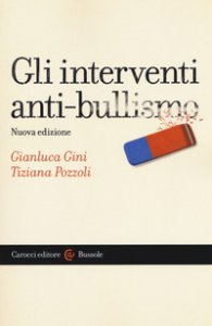 Copertina di 'Gli interventi anti-bullismo'