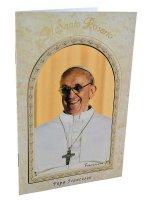 "Libretto ""Il Santo Rosario"" con papa Francesco"