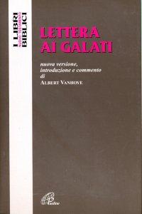 Copertina di 'Lettera ai galati'