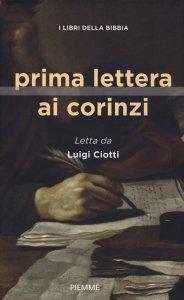 Copertina di 'Prima lettera ai Corinzi. I libri della Bibbia'