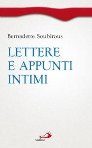 Copertina di 'Lettere e appunti intimi'