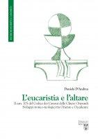 L' eucaristia e l'altare - Daniela D'Andrea