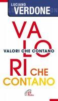 Valori che contano - Luciano Verdone