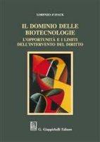 Dominio delle biotecnologie - D'Avack Lorenzo