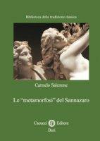 Le «metamorfosi» del Sannazaro - Salemme Carmelo