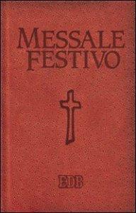 Copertina di 'Messale festivo'