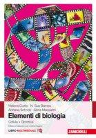Elementi di biologia. Cellula. Genetica. Con Contenuto digitale (fornito elettronicamente) - Curtis Helena, Barnes N. Sue, Schnek Adriana