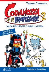 Copertina di 'Codamozza e il professore 2'