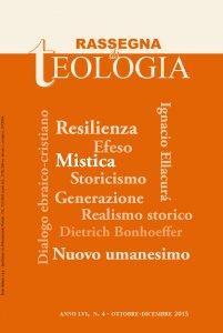 Copertina di 'Rassegna di Teologia n. 4/2015'