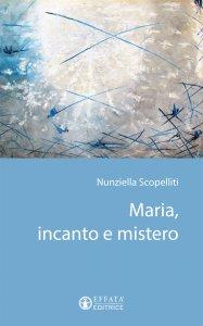 Copertina di 'Maria incanto e mistero'