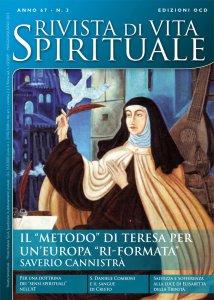 Copertina di 'La pedagogia di santa Teresa e il contesto culturale attuale in Europa'