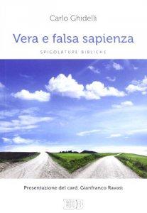 Copertina di 'Vera e falsa sapienza'