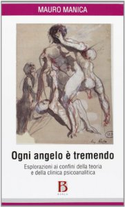 Copertina di 'Ogni angelo è tremendo'