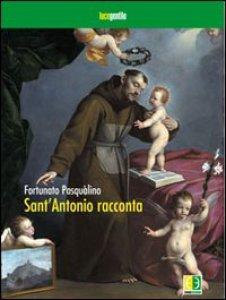 Copertina di 'Sant'Antonio racconta'