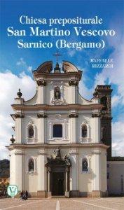 Copertina di 'Chiesa prepositurale San Martino Vescovo. Sarnico (Bergamo)'