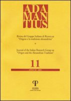 Adamantius. Notiziario del Gruppo italiano di ricerca su �Origene e la tradizione alessandrina�
