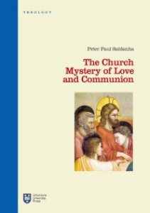 Copertina di 'The Church mystery of love and communion.'