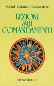 Copertina di 'Lezioni sui comandamenti'