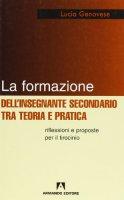 La formazione dell'insegnante secondario - Genovese Lucia