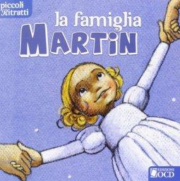 Copertina di 'La famiglia Martin'