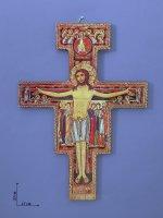 Croce di San Damiano (cm 20 x 15)