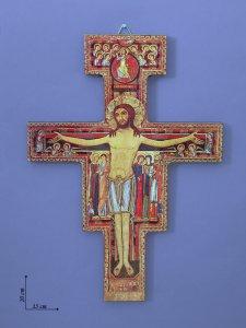 Copertina di 'Croce di San Damiano (cm 20 x 15)'