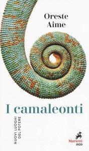 Copertina di 'I camaleonti'