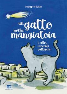 Copertina di 'Un gatto nella mangiatoia e altri racconti gatteschi'
