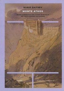 Copertina di 'Monte Athos.'